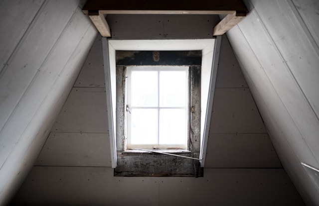 THE HOUSE CLEANING SERIES TIPS: THE ATTIC